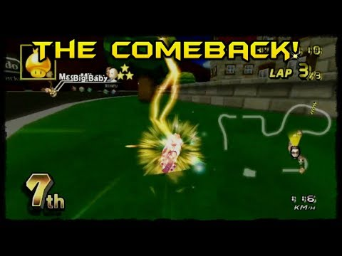 The Comebacks! [Mario Kart Wii]