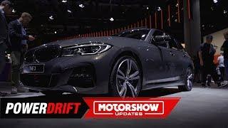BMW 3 Series Touring : Family friendly 3some : IAA 2019 : PowerDrift