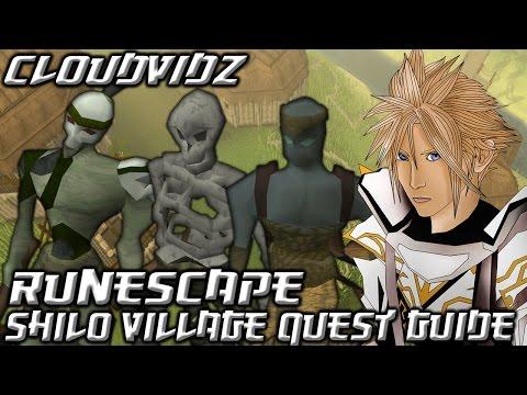 Runescape Shilo Village Quest Guide HD