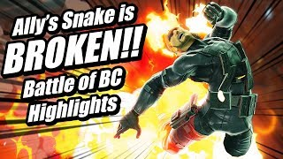 Ally's Snake is BROKEN!! Battle of BC 3 Day 1 Highlights ft. Ally, Esam, Hugs, and More!!