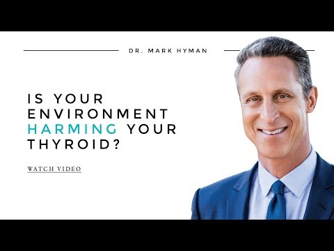 Dr. Izabella Wentz and Dr. Hyman discuss toxins and their affect on your thyroid