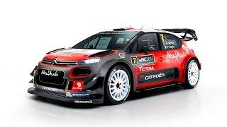 Citroën C3 WRC: how it was born!