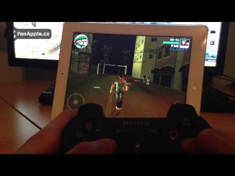 Blutrol 3.0 - PS3 Controller & iPad - FanApple.cz