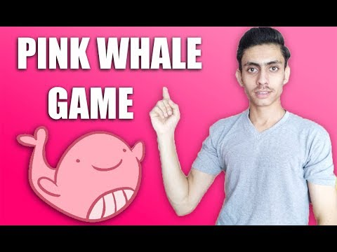 Pink Whale Game 50 Tasks - Pink Whale Game Download - Pink Whale Challenges List 2017