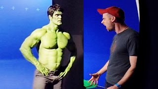 Bruce Banner vs. Bruce Jenner - Deeper Behind the Scenes