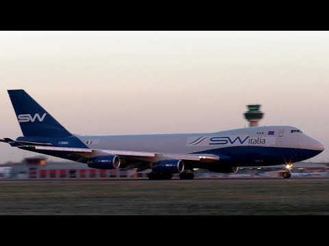 Perfect Plane Spotting at London Stansted Airport   18/02/18