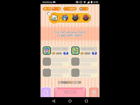 Pokémon Shuffle Mobile Mega Absol Competition Itemless
