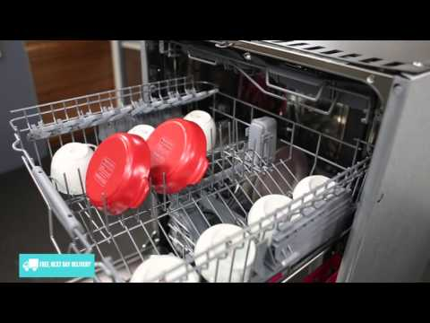 Smeg DWAI315XT Semi Integrated Dishwasher appliance overview by product expert - Appliances Online