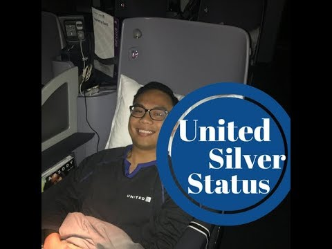 United Silver Status Welcome Package