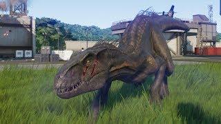 Allosaurus Killing Spree Jurassic World Evolution - PakVim