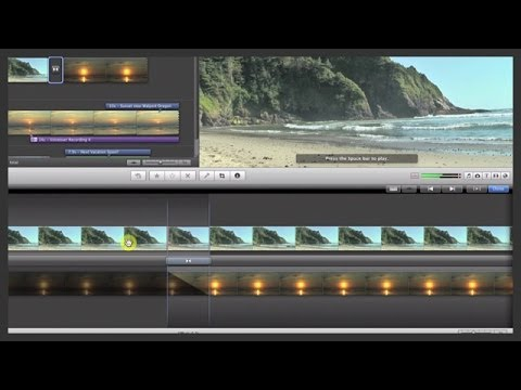 iMovie Basics: Precision Editor, Video Effects, & Exporting