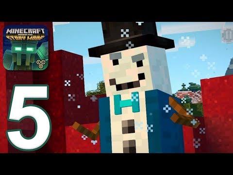 Minecraft Story Mode: Season 2 - Gameplay Walkthrough Part 5 - Episode 2 (iOS, Android)