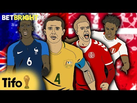 FIFA World Cup 2018™: 'Group C' Tactical Preview