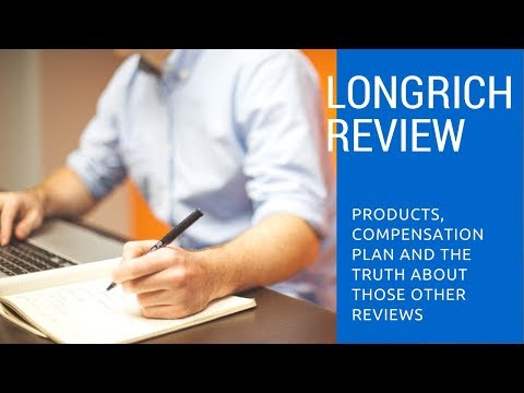 """""""Longrich Scam"""" Review The Nightmarish Truth About Longrich Reviews & Long Rich Results"""