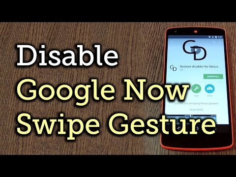 Disable the Google Now Swipe Gesture on Nexus Devices [How-To]