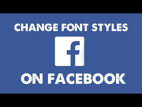 How to write different letters on Facebook wall [Bold/bubble/more]