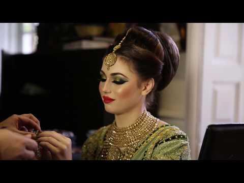 Makeup by Saira Iqbal MUA -Traditional Bridal Look