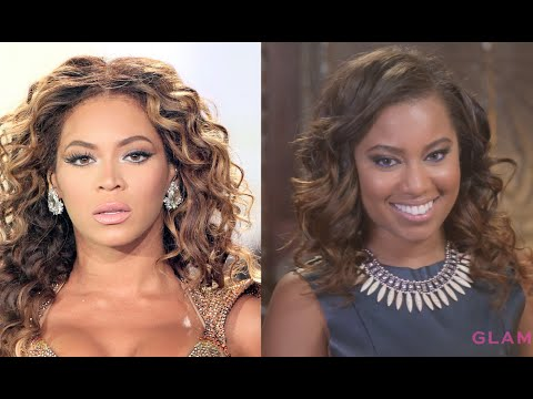 Get Big, Bouncy Curls like Beyoncé | Hair Report