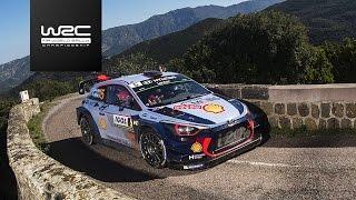 WRC - Tour de Corse 2017: Review Clip