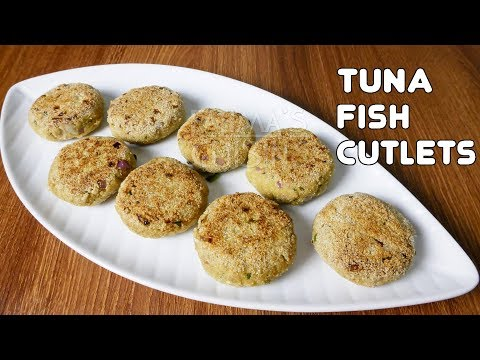 Tuna Fish Cutlets Recipe | Fish Patties Recipe Goan style ||*Fatima Fernandes |Easy Fish Recipe