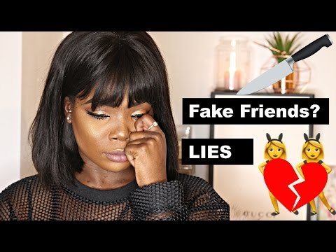 SisterDebDeb#1 THE REAL TRUTH ABOUT WHY FRIENDSHIPS END, CUTTING OFF TOXIC FRIENDS,FAKENESS, LIES
