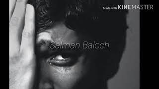 Balochi Sad Whatsapp Status Video...Naseer Ahmed Balochi Old Song Short Video