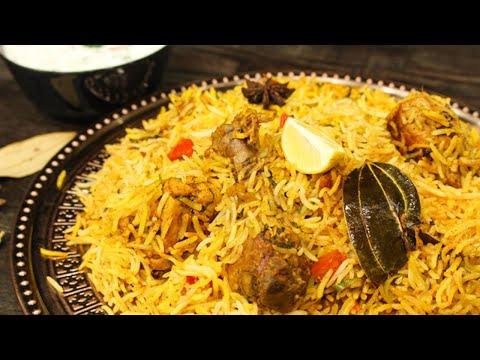 Bombay Biryani Recipe by SooperChef