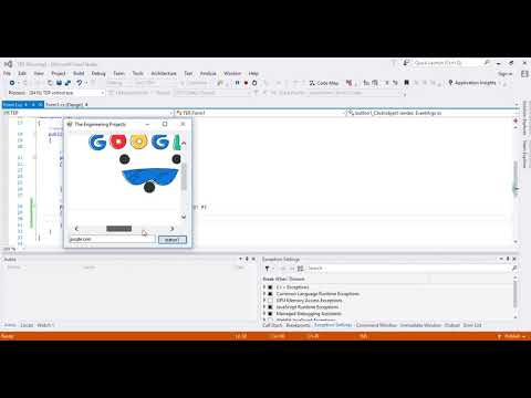 142 - How User web browser in C# and get source code of websites