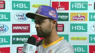 "PSL 2017 Gladiators vs Zalmi Man of the Match ""Ahmed Shehzad"""