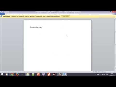 Abrir e converter documentos .odt para Word (.doc)