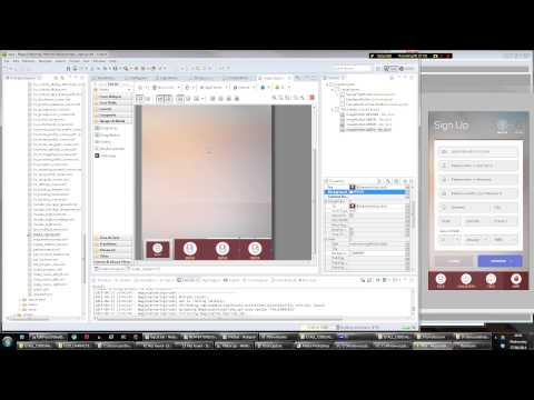 Tutorial: Android UI development with Eclipse/XML - making a