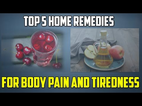 Top 5 Amazing Home Remedies to get Ride of Body Pain and Tiredness after Long Journey