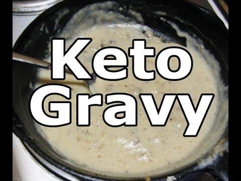 Keto Recipe (Low Carb): Keto Gravy