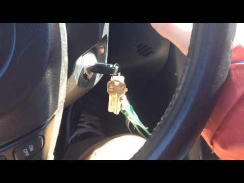 How to Program Transponder keys on a Mazda 3 2004 Hatchback