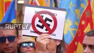 Spain: Thousands say NO to