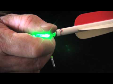 IGNITOR Lighted Nocks: How to Turn them Off