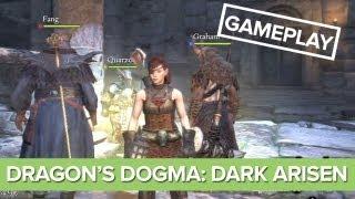 Dragon's Dogma: Dark Arisen Gameplay Preview - Bitterblack Isle