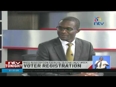 IEBC CEO on mass voter registration and the 2017 general elections - Interview