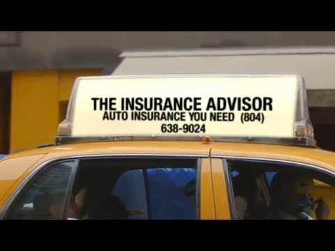 Auto Insurance Richmond VA | The Insurance Advisor (804) 638-9024