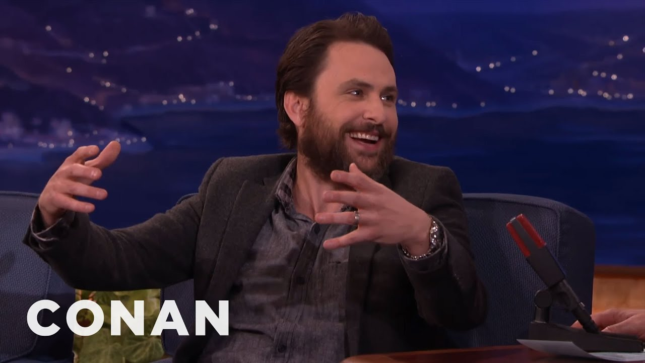 Charlie Day Almost Killed Danny DeVito | CONAN on TBS