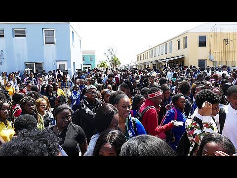 Miami High School Students Walk Out After Shooting