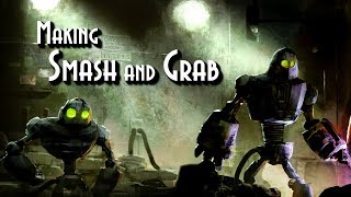 Go Behind the Scenes of Smash and Grab | Pixar SparkShorts
