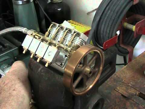 Compressed Air V8 N1
