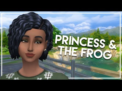 WE'RE HAVING A BABY // The Sims 4: Princess & The Frog #8
