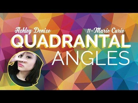 Quadrantal Angles