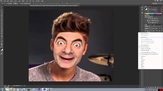 How To Swap Faces On Photoshop Cs6 Easy