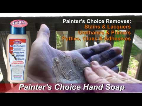 Painter's Choice Paint Removing Hand Soap