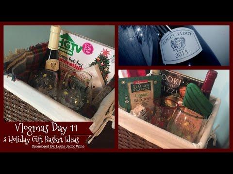 3 Holiday Gift Basket Ideas | SPONSORED