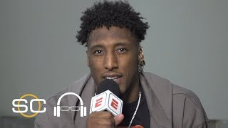 Michael Thomas reacts to the Saints' last-second win over the Texans in Week 1 | SC with SVP