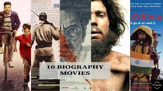 Best Bollywood Biographical Films | Bollywood Movies Based On True Stories | Bollywood Biopic Movies